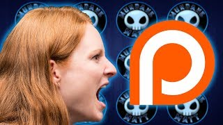 Patreon under fire for charging Patron