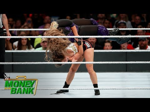 Xxx Mp4 Rousey Takes Down Jax With An Incredible Judo Throw Money In The Bank 2018 WWE Network Exclusive 3gp Sex