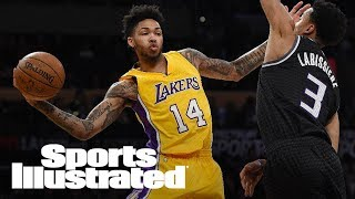 Magic Johnson: Only Brandon Ingram Is Untouchable | SI Wire | Sports Illustrated