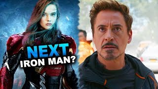 Why Tony Stark's Future Daughter Changes Everything After Avengers: Endgame