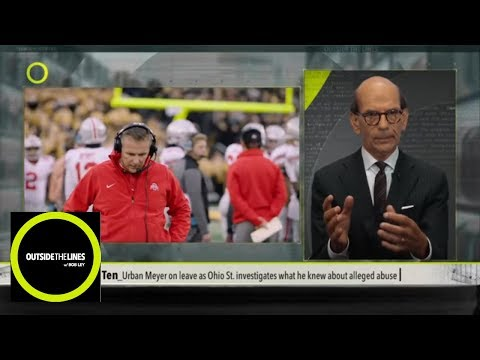 Xxx Mp4 Paul Finebaum On Maryland Ohio State Scandals And What They Mean For College Football OTL ESPN 3gp Sex