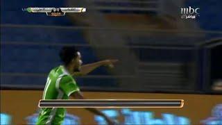 أهداف مباراة الشباب والأهلي في الدوري السعودي للمحترفين #صدى_الملاعب