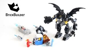Lego Super Heroes 76026 Gorilla Grodd goes Bananas - Lego Speed Build