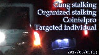 集団ストーキング被害者の記録 2017.5.5 (1)  Gang Stalkng Organized stalking Cointelpro Targeted Individuals