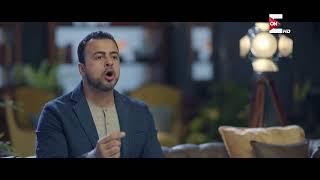 برنامج حائر - مصطفي حسني : يبتلي المرء علي قدر دينه