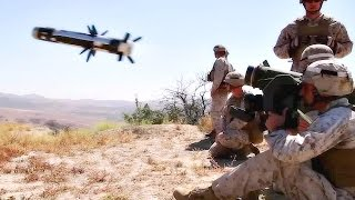 TOW Missile & Javelin Missile Live-fire - Advanced Anti-tank Missilemans Course