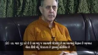 World's top Businessman transformed into Devotee... Alfred Ford's interview by Devang Bhatt