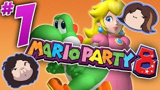 Mario Party 8: Jungle Jams - PART 1 - Game Grumps VS