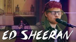 Ed Sheeran What Do I Know Live For Absolute Radio