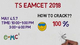 TS EAMCET 2018 || MOTIVATION ||CRACK IT DOWN