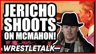 Rey Mysterio RETIRING?! Chris Jericho SHOOTS On Vince McMahon & WWE! | WrestleTalk News Aug 2019