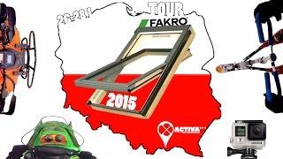 FAKRO TOUR 2015 | Hotel Activa
