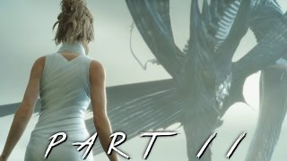 Leviathan Boss in Final Fantasy 15 Walkthrough Gameplay Part 11 (FFXV)