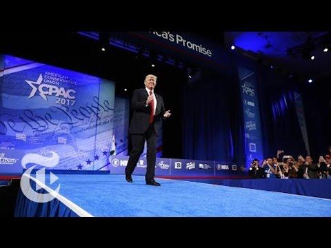 Xxx Mp4 President Donald Trump S Full Speech At CPAC The New York Times 3gp Sex