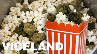 A Recipe for Weed-Infused Popcorn
