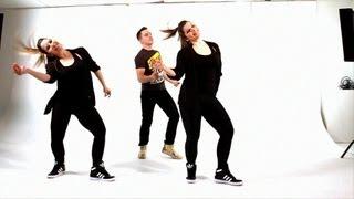 3 Easy Dance Moves   Beginner Dancing