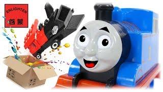 Enlighten 1212 Mini Train Girls Series, Build with Thomas the Train