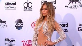 Jennifer Lopez Shows Off Hot, Fit Bod in Black Cutout Swimsuit
