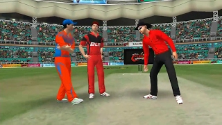 18th April Royal Challengers Bangalore Vs GUjarat Lions  World Cricket Championship 2 2017 Gameplay