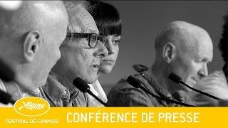 I DANIEL BLAKE - Press Conference - EV - Cannes 2016