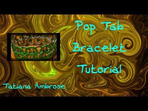 Pop Tab Bracelet & Belt