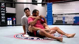 Dan Henderson Techniques of the Week: Rear Naked Choke Defense