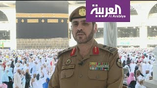 أمن الحرم يعلن موسما بلا حوادث