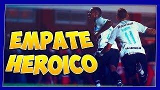 San Lorenzo 1 x 1 Grêmio - narrações: Pedro Ernesto vs Marco de Vargas