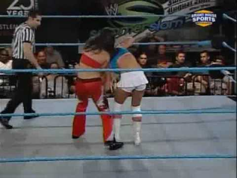 Tiffany vs. Mia Mancini FCW 10.25.09