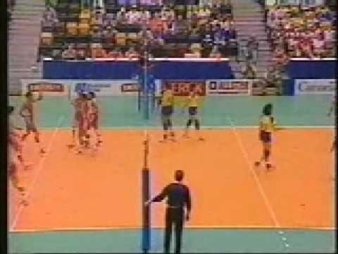 PERU VS BRASIL JUEGOS PANAMERICANOS 1999