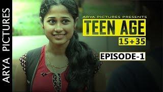 TEEN AGE(15+35) | New Kannada Web-Series| Ram | Vinanthi | Swastik |