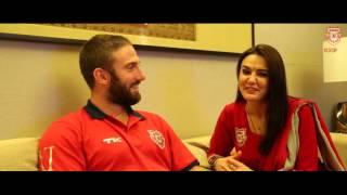Preity Zinta interviews Shaun Marsh | KXIP | KingsXIPunjab | IPL