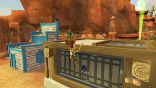 Toy Story 3 game - part 1