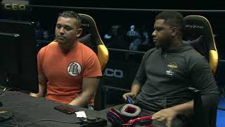 2018 CEO Top 8 - F3 DR_Gross vs Forever King - Injustice Pro Series