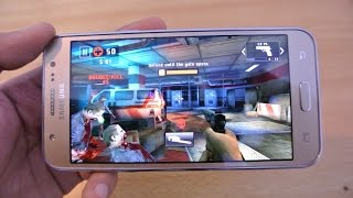 Samsung Galaxy J5 - Gaming & Benchmark Review - Will it LAG?