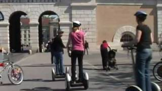 Segway Tours in Vienna