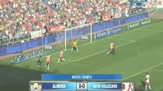 Powet Nery Castillo vs  Almeria 20:10:2013)