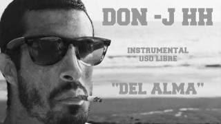 Don-J HH - Del Alma (Instrumental Uso Libre)