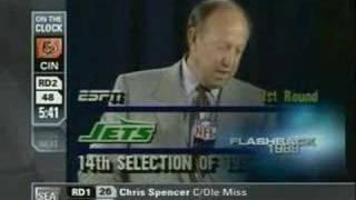 NY Jets Draft Blunders