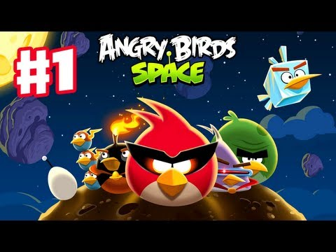 Xxx Mp4 Angry Birds Space Gameplay Walkthrough Part 1 Pig Bang Level Teaser 3gp Sex