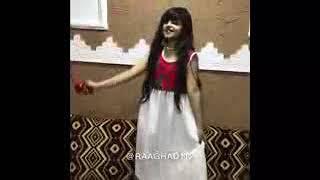 شيله  رقص بنات سعد شبيه الظبي  رغد الشميري