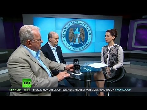 395 EXCLUSIVE Two Top NSA Veterans Expose Shocking History of Illegal Spying