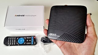 2017 Powerful Android 7.1 Nougat TV Box - NEW MODEL - Mecool M8S Pro