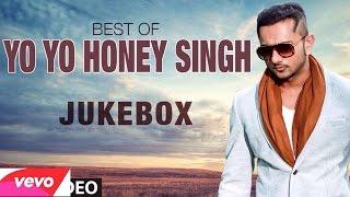 YO YO Honey Singh : Audio Jukebox Best of  NonStop Hit Songs
