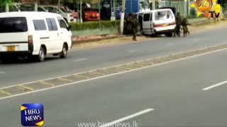 STF raid at Kurana Junction