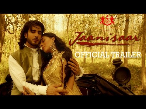 Jaanisaar Official Movie Trailer Starring Pernia Qureshi & Imran Abbas Releasing 7th Aug