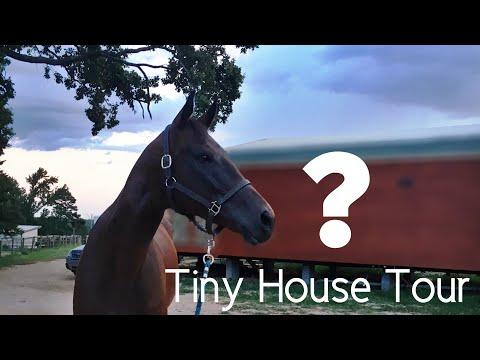 Xxx Mp4 TOUR OF MY NEW HORSE FARMY TINY HOUSE 3gp Sex