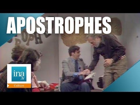 Xxx Mp4 Apostrophes Charles Bukowski Ivre Quitte Le Plateau Archive INA 3gp Sex