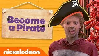 Talk Like A Pirate Day! ft. SpongeBob, The Loud House & More!   Nick