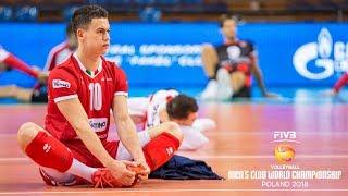 The King Of Libero Jenia Grebennikov | Club World Championship 2018